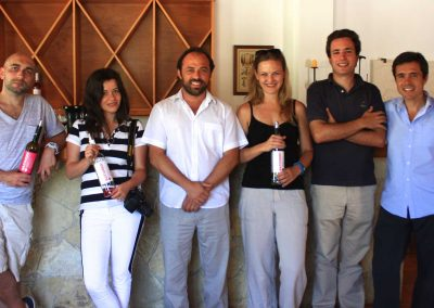 bloggers polacos visitam a adega-wine with spirit-1