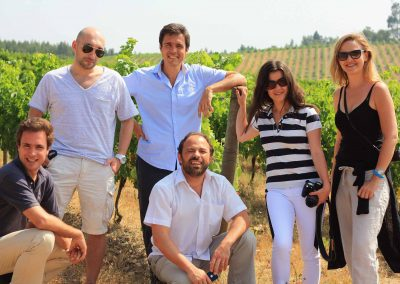 bloggers polacos visitam a adega-wine with spirit-7