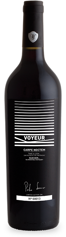 carpe noctem voyeur vinho tinto wine with spirit