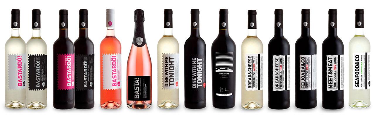 vinhos portfolio wine with spirit
