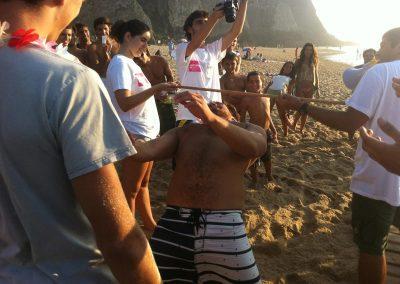 bastardo guerrilla activation praia grande-wine bastardo-wine with spirit-1