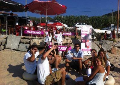 bastardo guerrilla activation praia grande-wine bastardo-wine with spirit-8