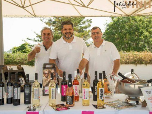 White Wine Party, a partnership with the magazine Paixão pelo Vinho