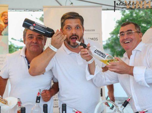 White Wine Party, uma parceria com a revista Paixão pelo Vinho