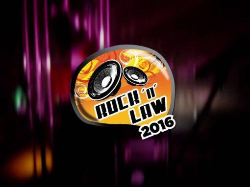 Presença no evento Rock&Law, que junta a diversão e a solidariedade