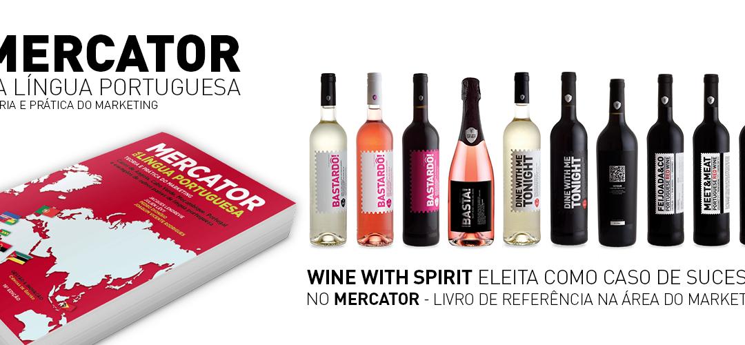 Wine With Spirit eleita como caso de sucesso