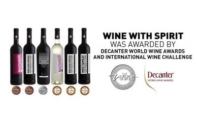 Wine With spirit awarded with 6 new medals