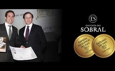 Pedro Sereno elected winemaker of the year 2013