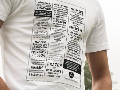 Anti-manifesto T-shirt