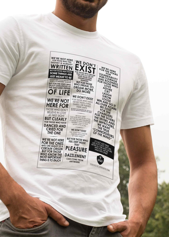 antimanifesto tshirt wine with spirit