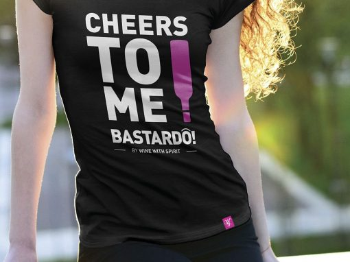 CHEERS TO ME T-SHIRT