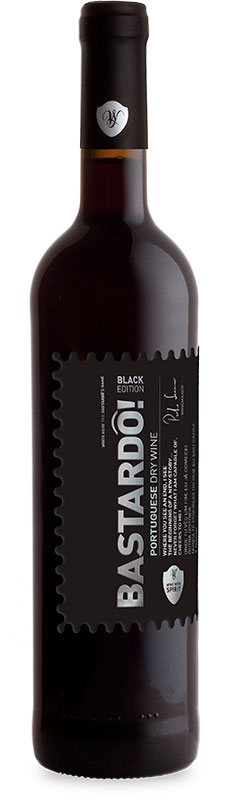 Bastardo black edition tinto