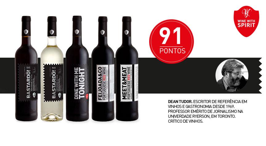 CANADA – Wine With Spirit a Provas com Dean Tudor