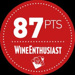 WineEnthusiast-87pts