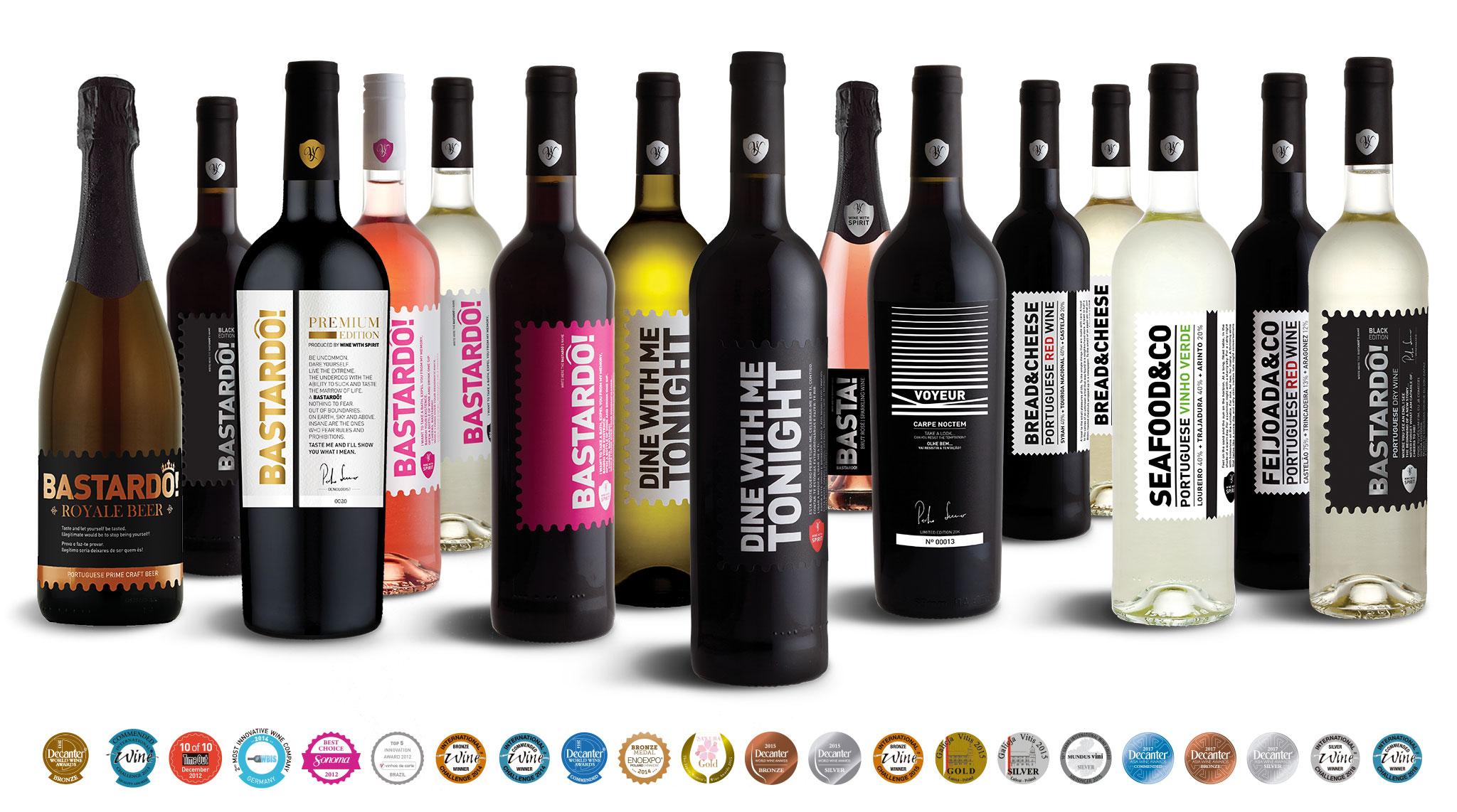 wine portfolio wine with spirit