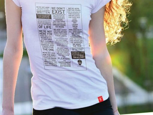 T-SHIRT ANTIMANIFESTO