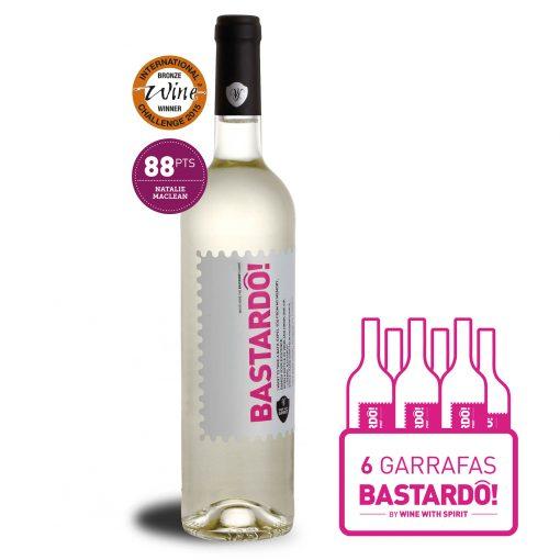 Vinho Branco Bastardô! Wine With Spirit